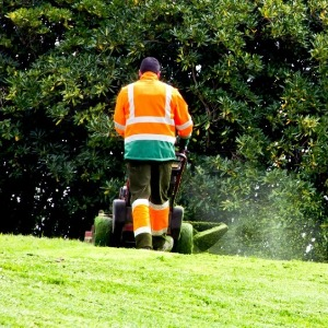 Commercial Lawn Mowing Services in Orlando, FL